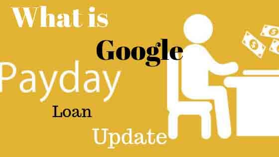 what is google pay day loan update